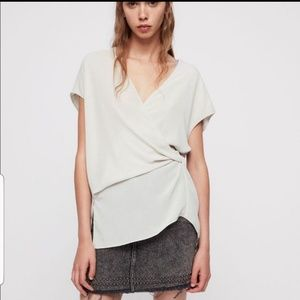 ALL SAINTS MIA TOP